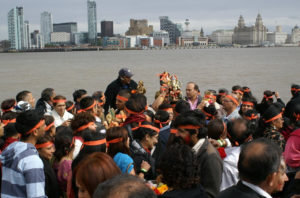 Ganesh Vishrjan - Liverpool 2011