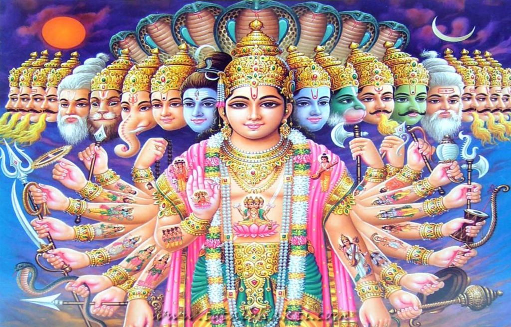 One Thousand Names of Lord Vishnu – Shree Hindu Temple and Community