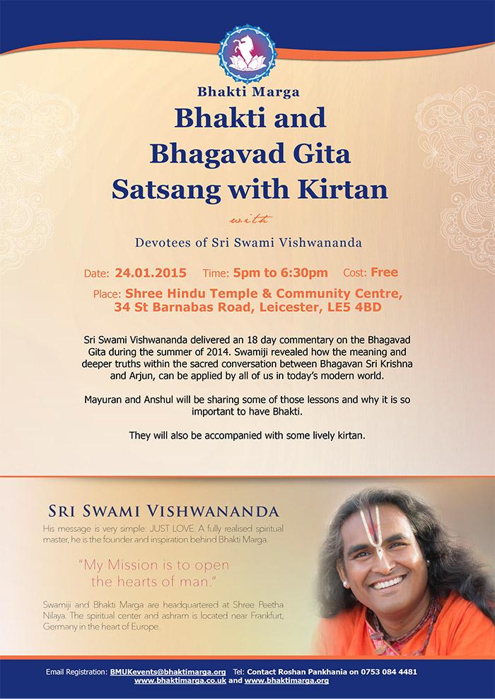 Bhakti-Marga-foundation-Poster