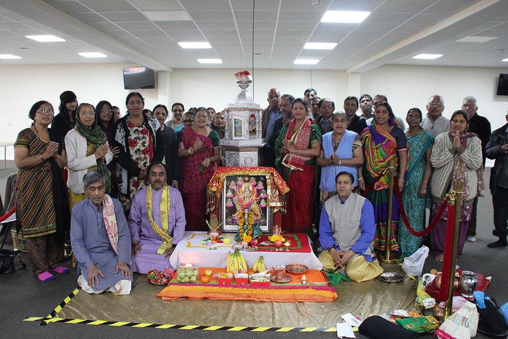 Navratri Festival 2015